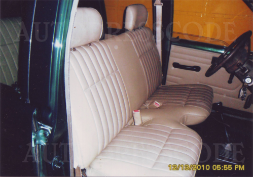 AutoDressCode Interior Job 3