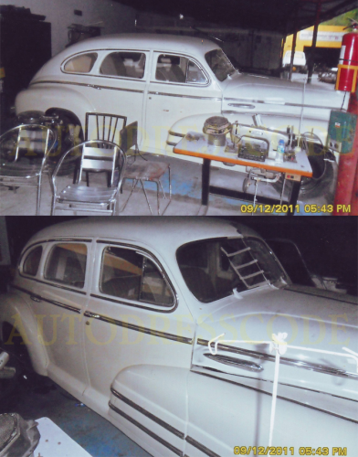 AutoDressCode Restoration Job 6